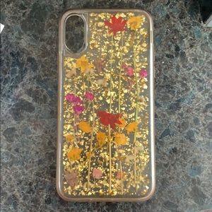 Casetify iPhone X hard case